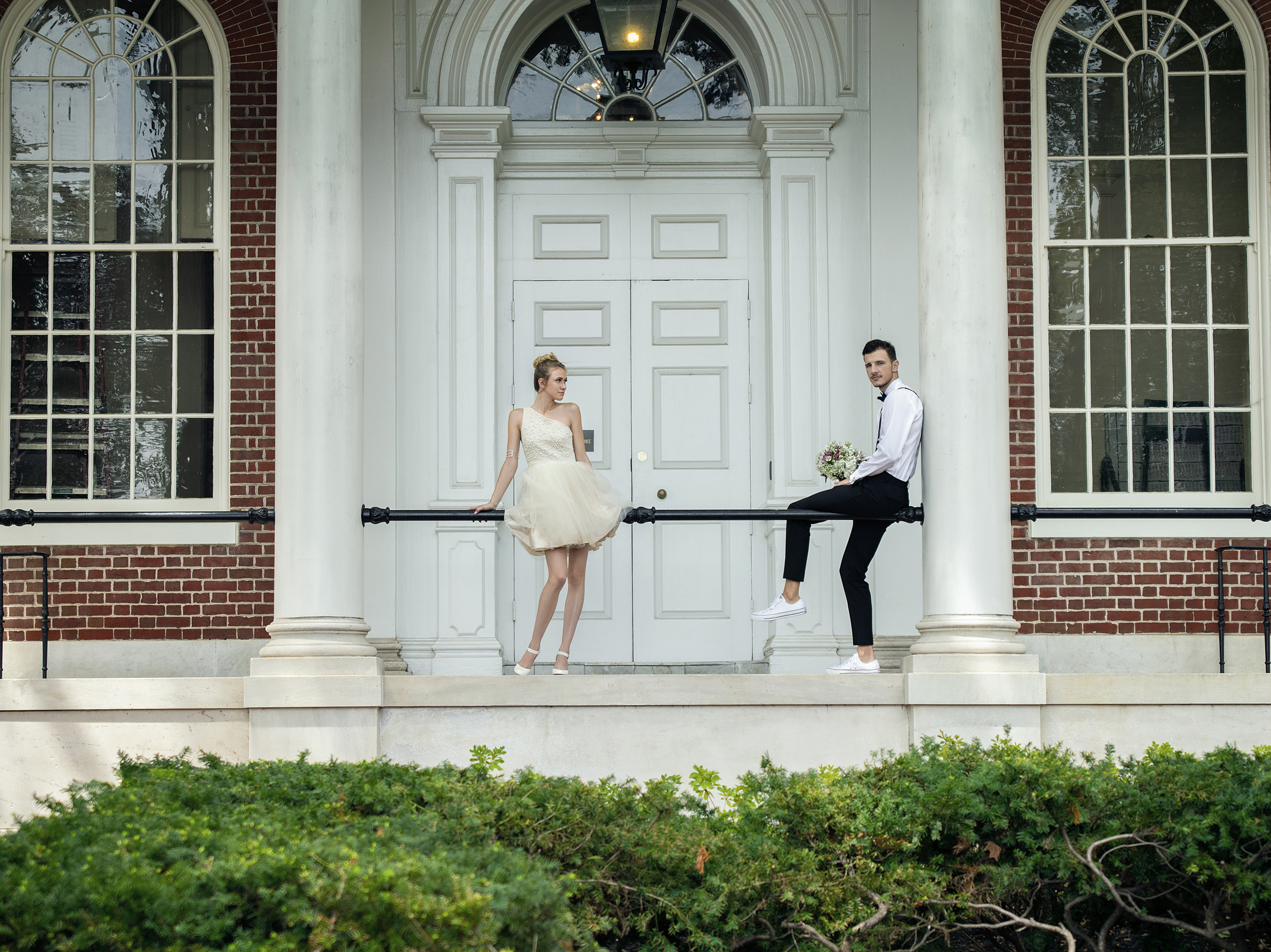 Fashion Wedding Annapolis MD
